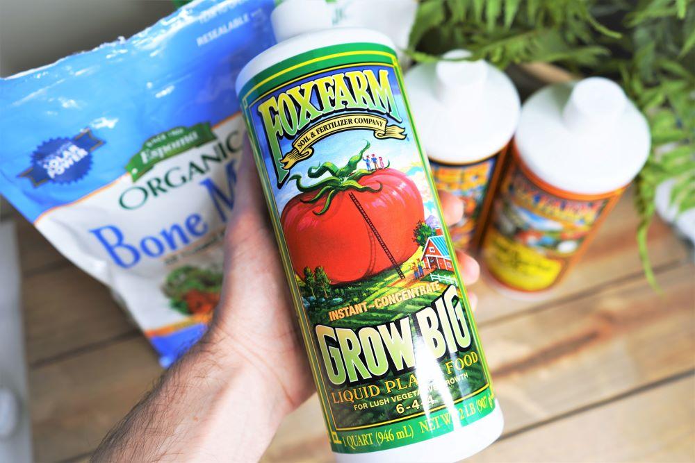 Fox Farm Grow Big fertilizer